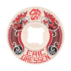 OJ Dressen Dragon Hardline 56mm Skateboard Wheels