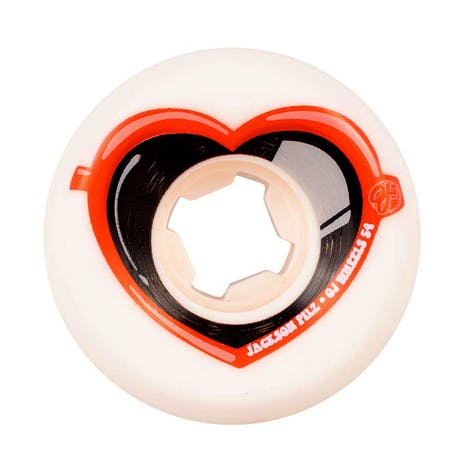 OJ Pilz Heart Shaped Elite 54mm Skateboard Wheels