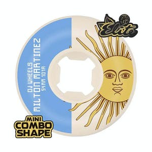OJ Martinez Sun Mini Combo 54mm Skateboard Wheels