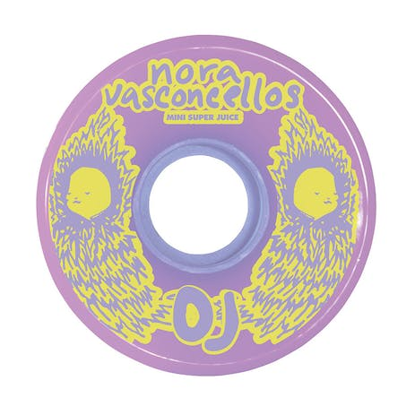 OJ Mini Super Juice 55mm Skateboard Wheels - Nora Vasconcellos