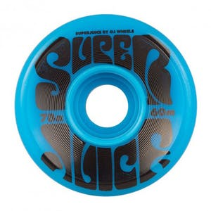 OJ Super Juice 60mm Skateboard Wheels - Blue