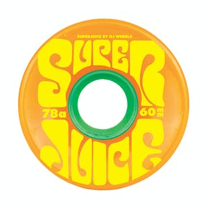 OJ Super Juice 60mm Skateboard Wheels - Citrus