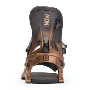 Now Drive Snowboard Bindings 2020 - Brown