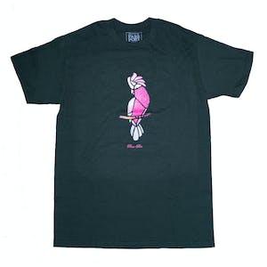 Pass~Port Glass Galah T-Shirt - Forest Green