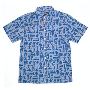 Pass~Port Life of Leisure Shirt - Blue