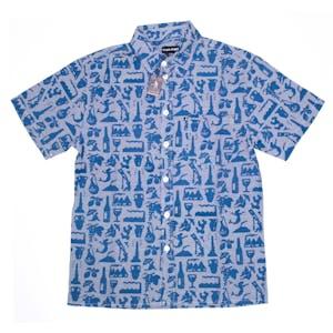 Pass~Port Life of Leisure Shirt - Blue