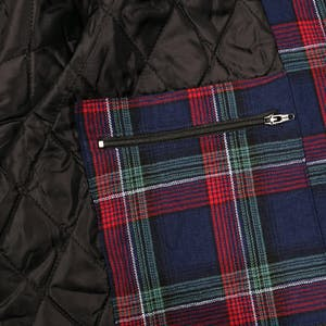 Pass~Port Late Quilted Flannel - Navy