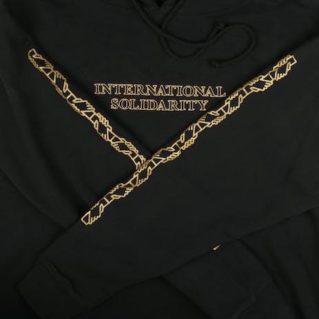 Pass~Port Inter Solid Hoodie - Black