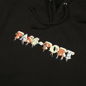 Pass~Port PP Gang Hoodie - Black