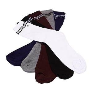 PASS~PORT Hi Salute Socks – 5-Pack