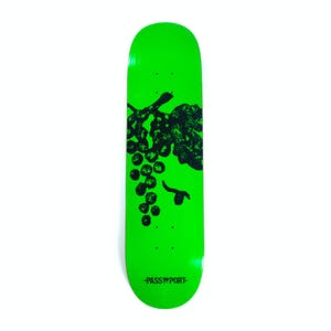 PASS~PORT Life of Leisure Skateboard Deck - Grapes