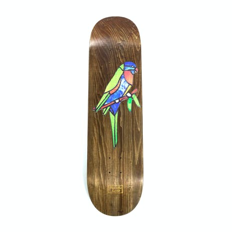 PASS~PORT Stainglass Lori Skateboard Deck - Pall