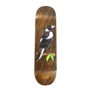 """PASS~PORT Stainglass Maggie 8.38"""" Skateboard Deck - Callum"""