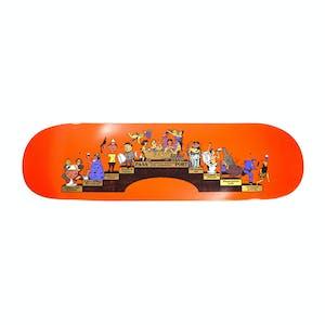 "PASS~PORT Trickle Down 8.8"" Skateboard Deck"