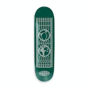 """PASS~PORT Gated 8.38"""" Skateboard Deck - Grapes"""
