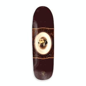 PASS~PORT Pet Plate Skateboard Deck - Bobby [Spade Shape]