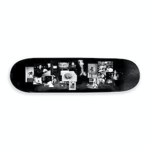 """PASS~PORT Fake Nostalgia 8.0"""" Skateboard Deck"""