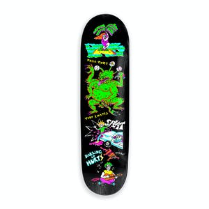 "PASS~PORT x Toby Zoates Darling 8.38"" Skateboard Deck"