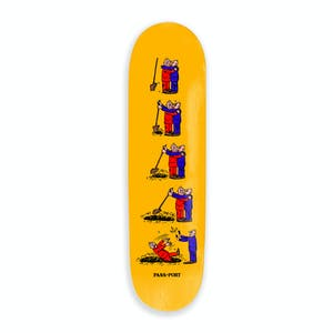 PASS~PORT WCWBF Skateboard Deck - Dig