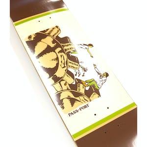 PASS~PORT Unlucky in Love Skateboard Deck - Date Night