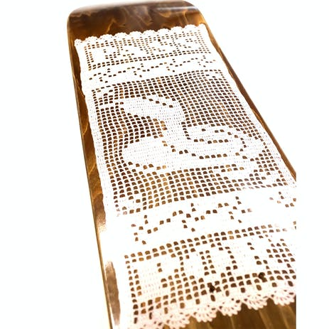 PASS~PORT Doily Skateboard Deck - Snake