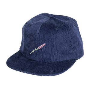 Pass~Port Lavender 6-Panel Hat - Navy