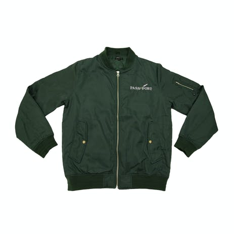Pass~Port Lavender Freight Jacket - Olive