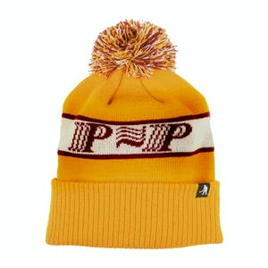 Pass~Port P-Pom Beanie - Yellow