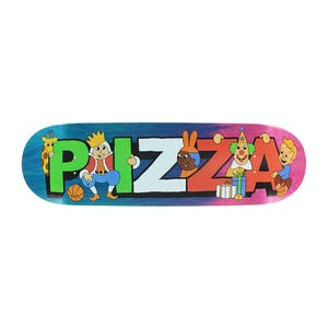 "Pizza Party 9.0"" Skateboard Deck"
