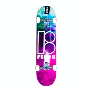 "Plan B Colour Smoke 7.5"" Complete Skateboard"