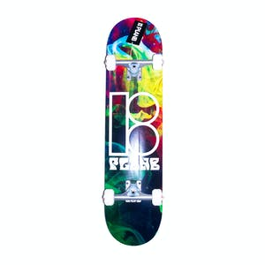 "Plan B Colour Dark Smoke 7.75"" Complete Skateboard"