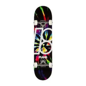 "Plan B Dark Dye 7.75"" Complete Skateboard"