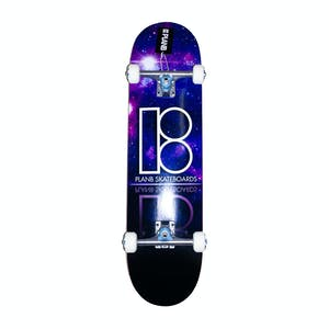 "Plan B Galaxy 8.25"" Complete Skateboard"