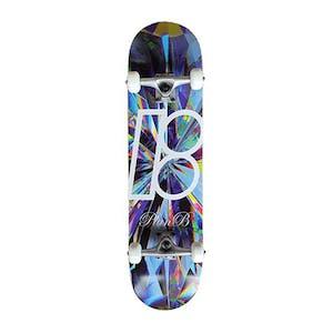 """Plan B Kaleidoscope 8.0"""" Complete Skateboard"""