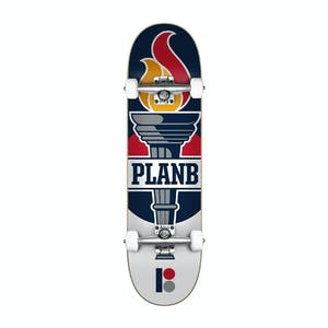 "Plan B Team Legend 8.0"" Complete Skateboard"