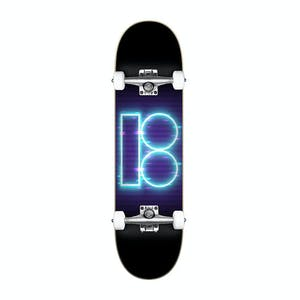 "Plan B Team Night Moves 8.25"" Complete Skateboard"