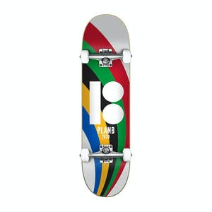 "Plan B Team Oz 8.0"" Complete Skateboard"