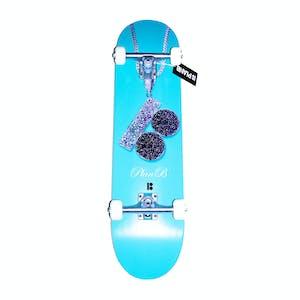 """Plan B Tommy Fynn 8.0"""" Complete Skateboard"""