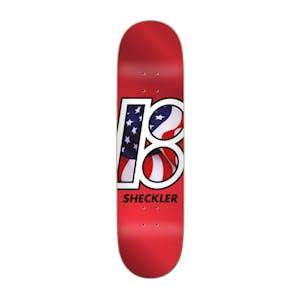 "Plan B Sheckler Global 8.0"" Skateboard Deck"