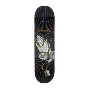 "Plan B Sheckler Rosary 8.125"" Skateboard Deck"