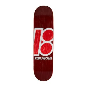 "Plan B Sheckler Stained 8.125"" Skateboard Deck"