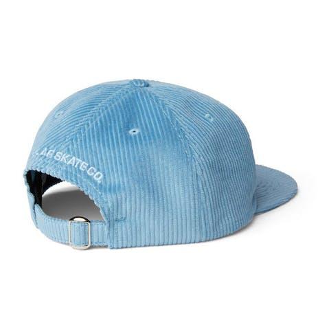 Polar Corduroy Cap - Sky Blue