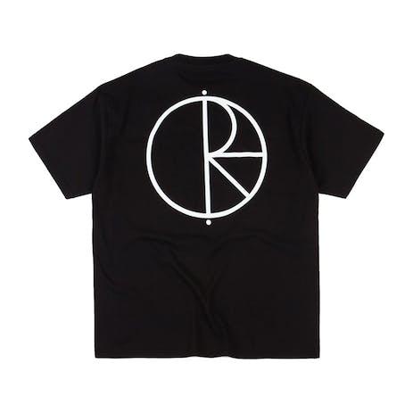 Polar Stroke Logo T-Shirt - Black