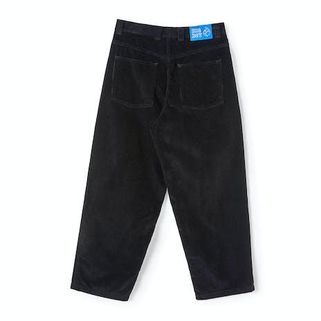 Polar Big Boy Cord Pants - Black