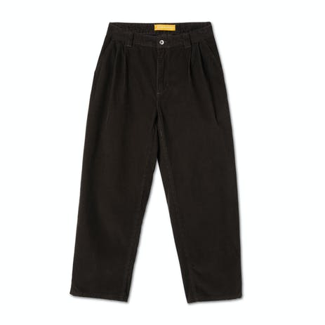 Polar Grund Chino Cord Pants - Brown