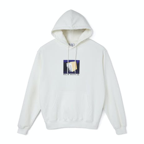 Polar Isolation Hoodie - Cloud White