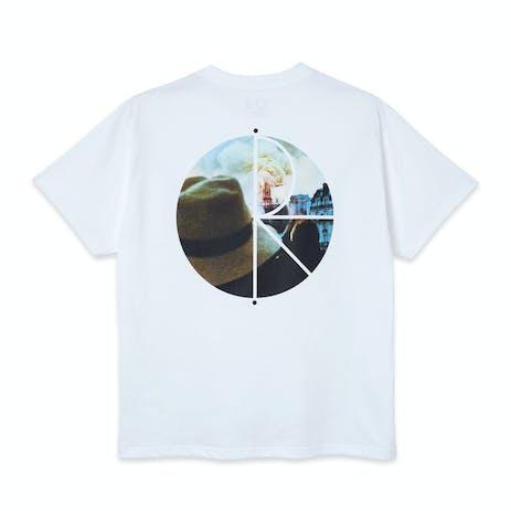 Polar Notre Dame Fill T-Shirt - White