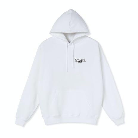 Polar Mt Fuji Hoodie - White
