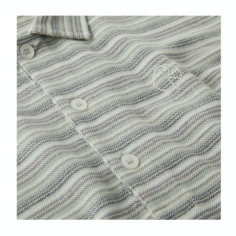 Polar Multistripe Polo Shirt - Blue