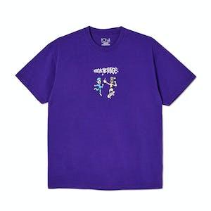 Polar FTP T-Shirt - Purple